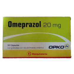 Omeprazol - 20mg