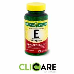 Vitamina E Spring Valley...