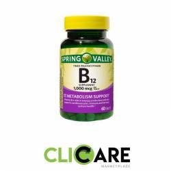 Vitamina B12 Spring Valley...